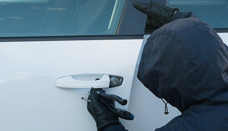 How Secure Is Your Van?